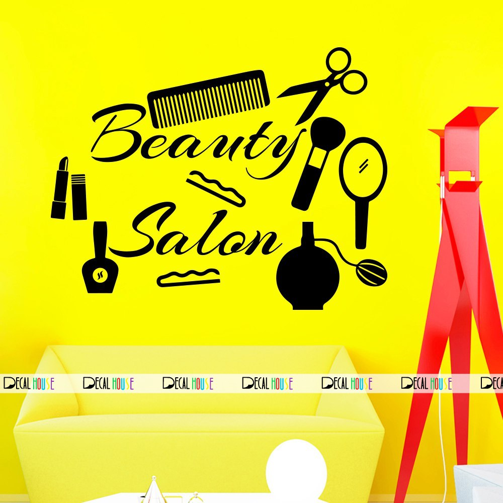 Beauty Salon and Fashion, DecalHouse